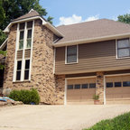 Classic Revival Exterior Paint Colors Traditional