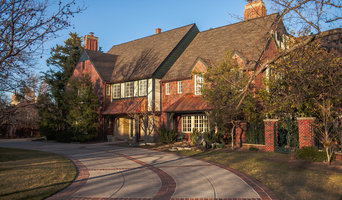 Traditional Red Brick Home