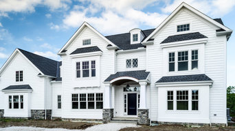 Traditional White Shake Home in Hinckley Ohio
