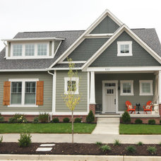 Craftsman Exterior by Everything Home