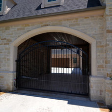 Traditional Exterior by Custom Homes of Texas