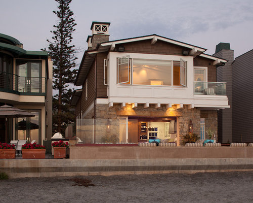 Beach House Exterior Houzz