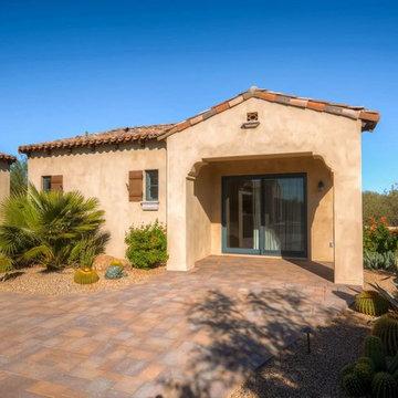 Transitional Desert Home