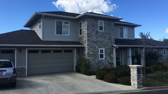 Transitional Exterior Home Painting