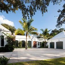 Tropical Exterior by L K DeFrances & Associates