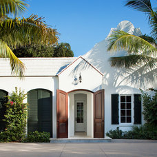 Tropical Exterior by L K DeFrances & Associates