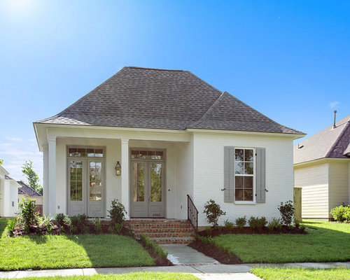 Modern new orleans exterior home design ideas remodels for Modern new orleans homes