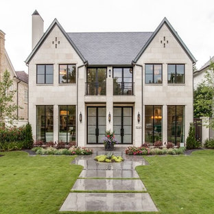 Transitional Style Home in UP