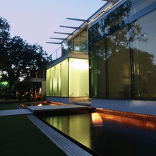 Contemporary Exterior by Robert J. Neylan Architects, Ltd.