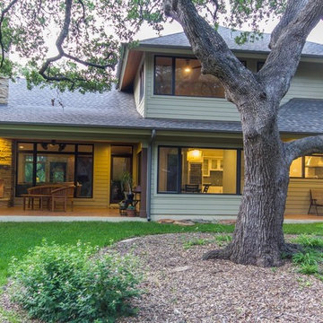 Travis Heights Custom Home