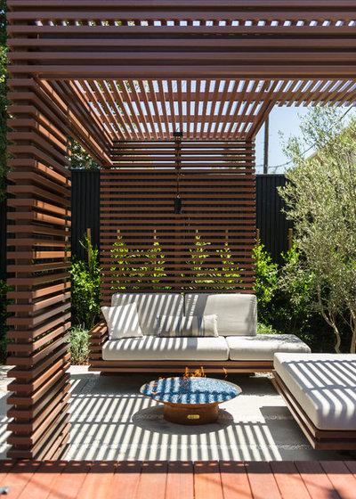 Contemporaneo Facciata by Kurt Krueger Architects