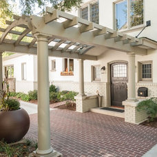 Traditional Exterior by Corinthian Fine Homes