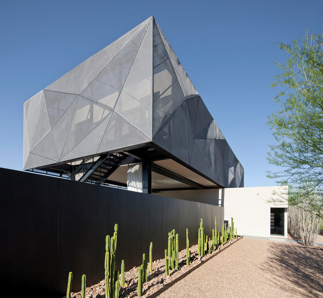 Contemporary Exterior by Assemblage Studio