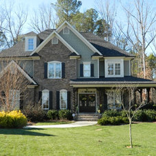 Traditional Exterior by TRIANGLE INSTALLATION SERVICE