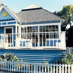 traditional exterior Trigg-Smith Architects - Project - A Transformed Beach Cottage