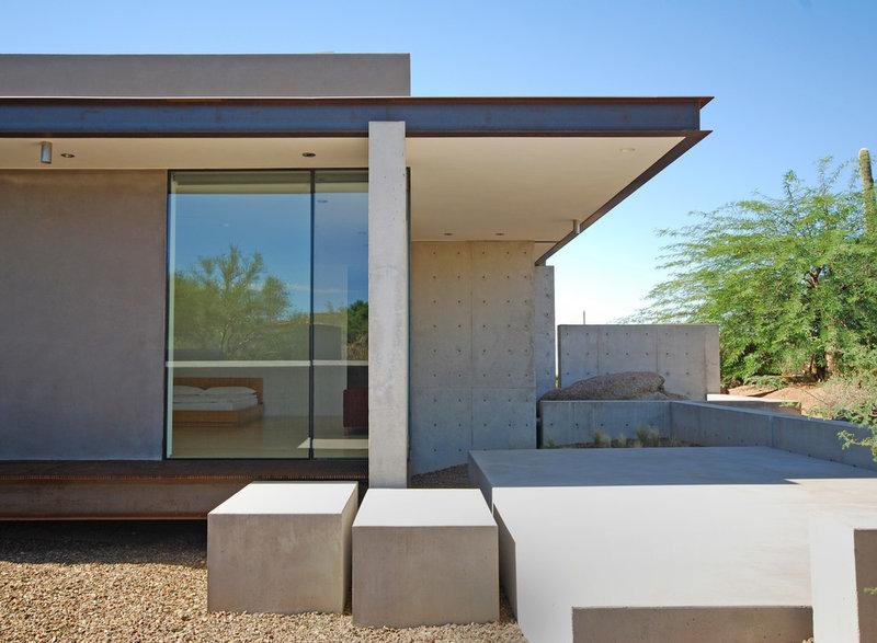 Modern Exterior by Baldinger Studio