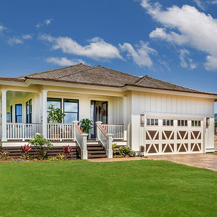 Hawaii Exterior Home Design Ideas & Remodeling Pictures | Houzz on