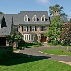 Traditional Exterior by Trueblood Design-Build