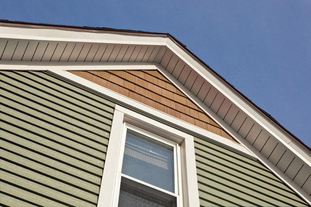 contemporary exterior by quality edge