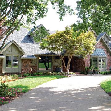 Tudor Ranch Reinvented - Philcrest