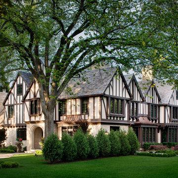 Tudor Restoration - Winnetka, IL