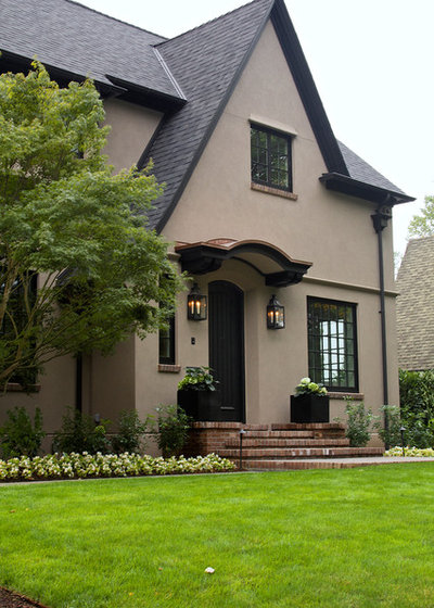 Traditional Exterior by Cella Architecture