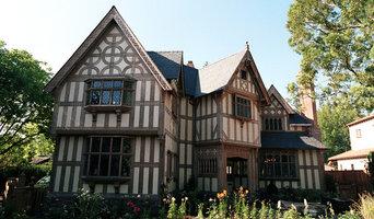 Tudor Timber Frame - Elements Design Build Greenville SC