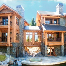 Traditional Exterior by Streamline Design Ltd. - Kevin Simoes