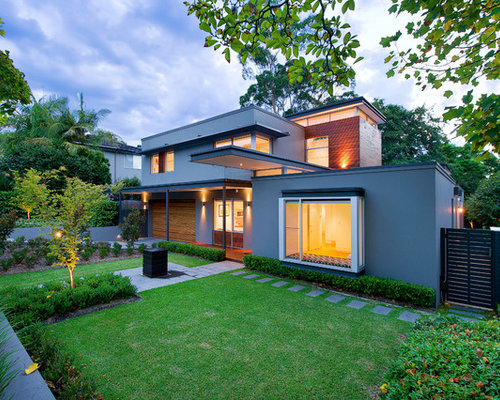Parapet Roof Home Design Ideas Pictures Remodel And Decor