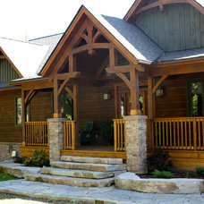 Craftsman Exterior by Integrity Home and Cottage