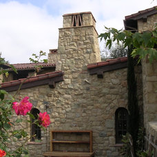 Mediterranean Exterior by RS Myers Company