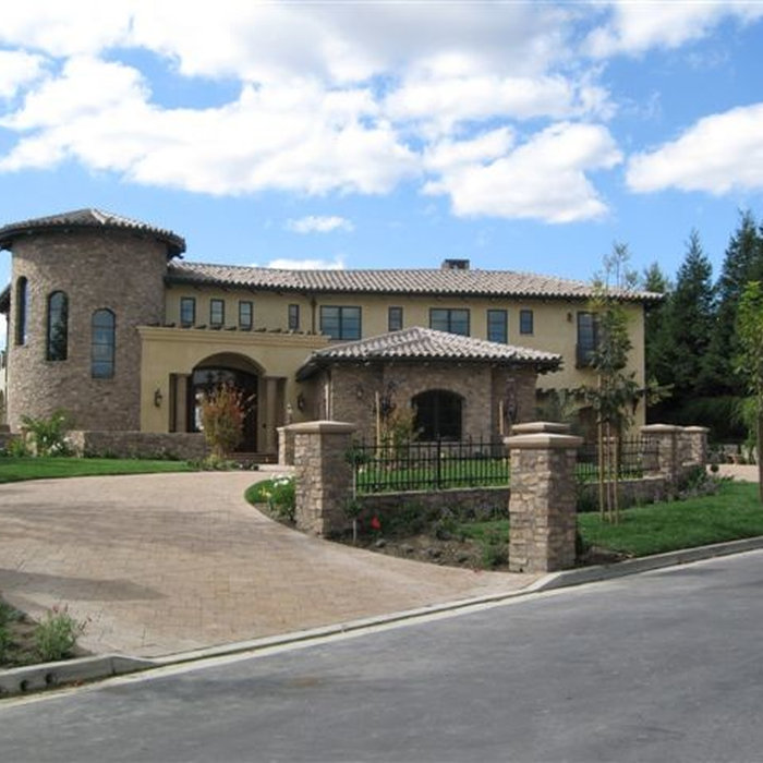 Detailed Tuscan Home I East Ridge Court