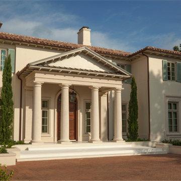 Tuscan-Style Villa