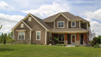 Two story homes by Aspen Homes