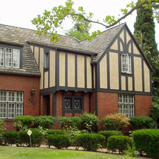 Traditional Exterior by Steven Corley Randel, Architect