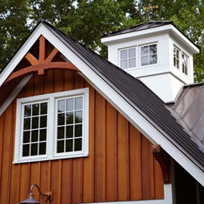 Traditional Exterior by TR Building & Remodeling Inc.