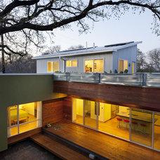 Contemporary Exterior by Loop Design