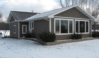 Union, Michigan Lake House Exterior Renovations