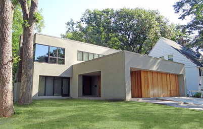 Houzz Tour: A Contemporary Take on Classic Midcentury Design
