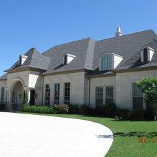 Contemporary Exterior by Princeton Construction LLC