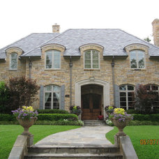 Traditional Exterior by Princeton Construction LLC