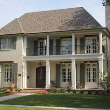 Traditional Exterior by JD Smith Custom Homes