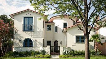 University Park Meditteranean Home