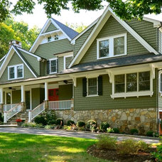 Traditional Exterior by Timothy P. Lener, Architect P.C.