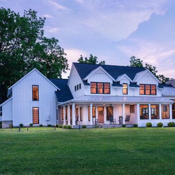 Upper Bucks Modern Farmhouse