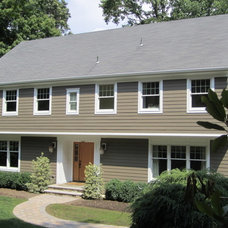 Traditional Exterior by P J Sullivan  Construction