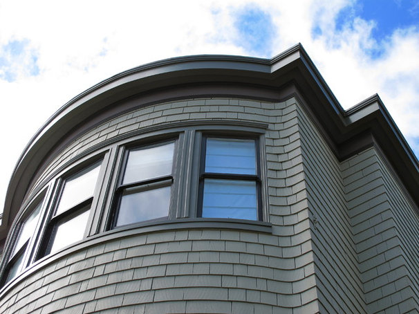 Traditional Exterior by Cardea Building Co.