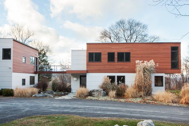 Contemporary Exterior by ACRE Goods + Services