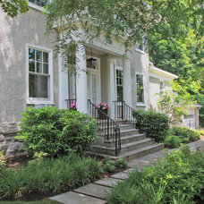 Traditional Exterior by Upton Architecture, LLC