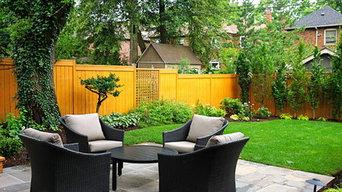 Urban Backyard Refresh